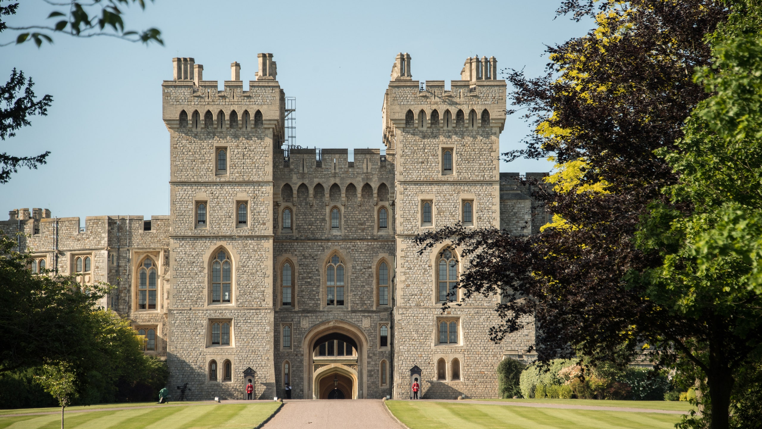 The Prince Philip Residence is more than just a view