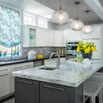 Tips and guidelines for decorating over kitchen cabinets