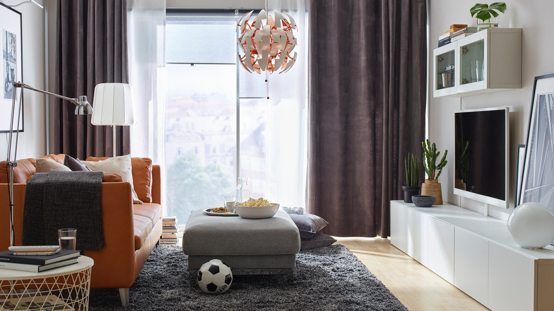 Tips and pictures for lighting the bedroom
