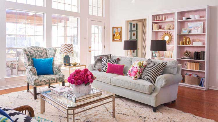 Tips for decorating your interior after renting a space