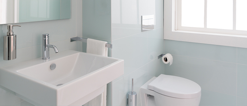 Tips to improve your bathroom