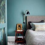 Turquoise interior design is always a good idea