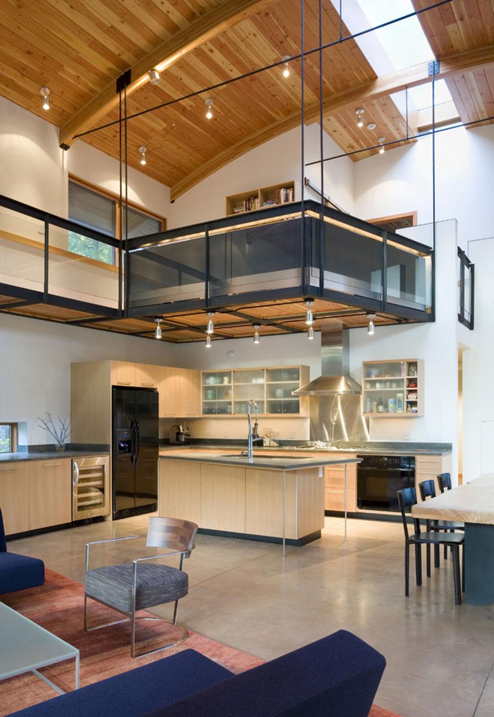 Useful tips for designing a loft