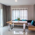 Venetian mood – how curtains and blinds change the feeling of space