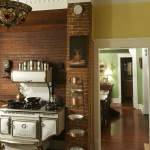Vintage kitchen interior design examples