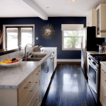 What color is indigo and how to use it in interior design