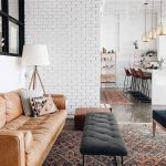 White Brick Wall Ideas for the Whole House