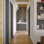 Wooden Home Interior by HOYA Design