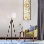 3-way floor lamp  attractive design