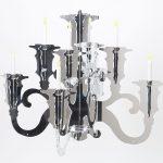Acrylic chandelier ideas