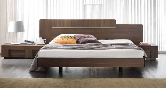 Add luxury to your bedroom with modern beds