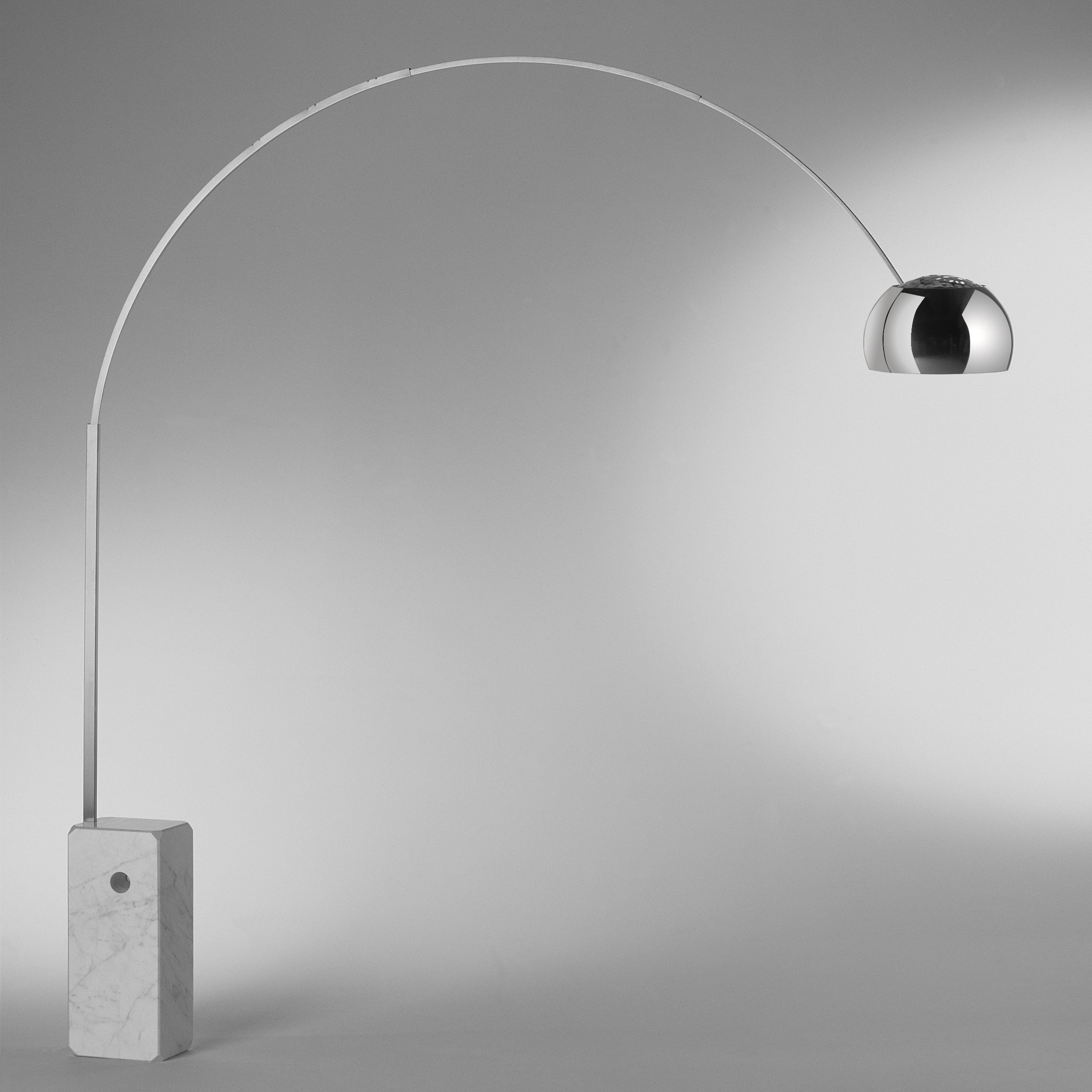 Advantages of the arch floor lamp