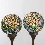 Art Sphere of Tiffany Floor Lamps