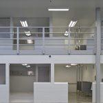Bathroom prison lighting