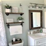bathroom towel rack set ideas