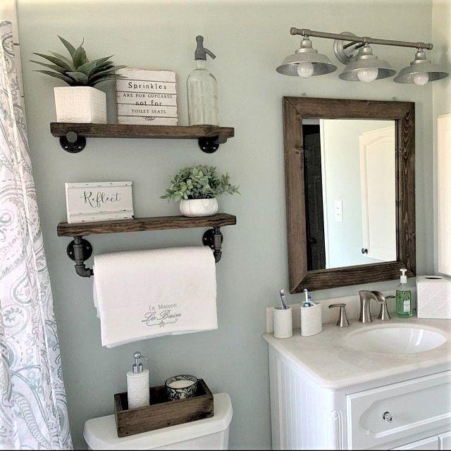 bathroom towel rack set ideas