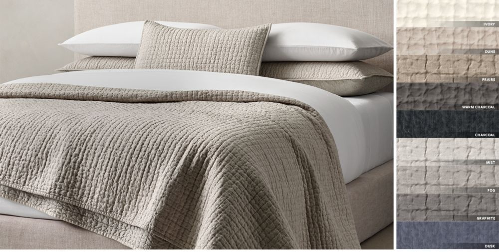 Bed coverlets modern homes