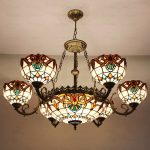 Benefits of using Tiffany chandeliers at home