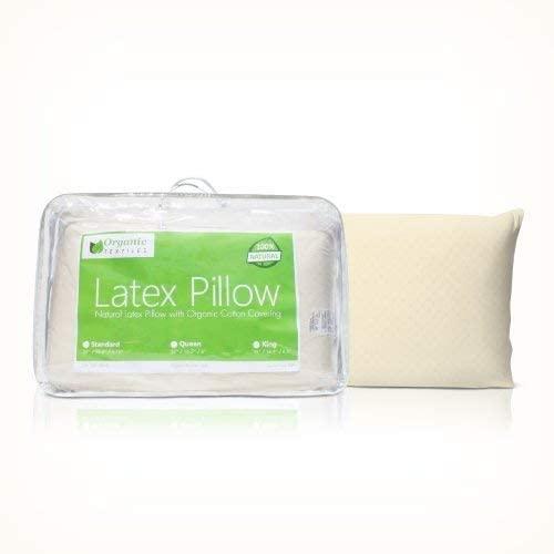 best organic latex pillow