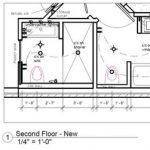 Better lighting plan for bathroom