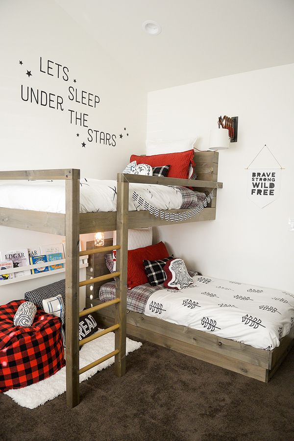 bunk bed design plans free