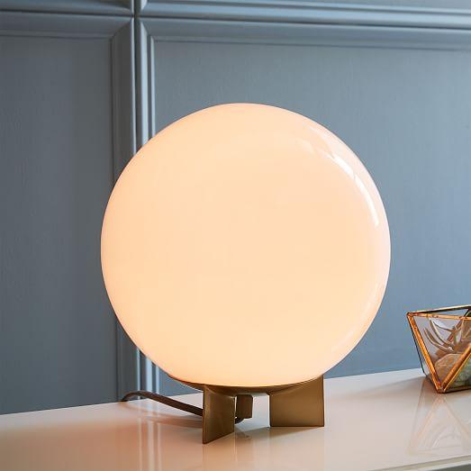 Buy a globe table lamp