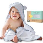Buying top quality hooded towels for babies