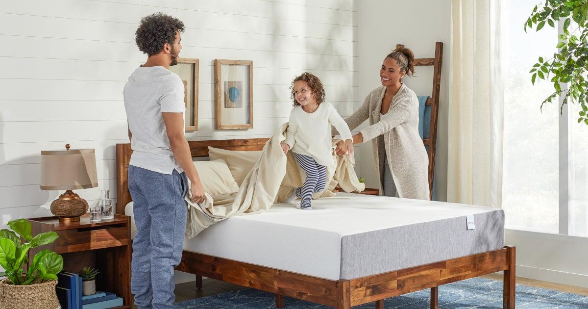 Choosing the memory foam mattress
