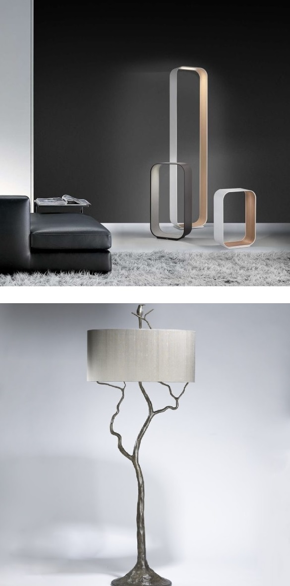 Cool floor lamps: any advantages in using floor lamps?