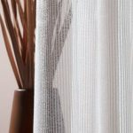 Curtain valances – tremendous amount of textures and designs