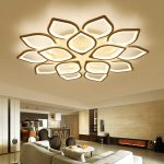 Decorative luminaires: ceiling lamps