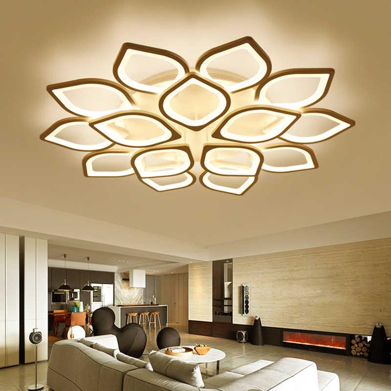 Decorative luminaires: ceiling lamps