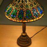 Design of tiffany lighting