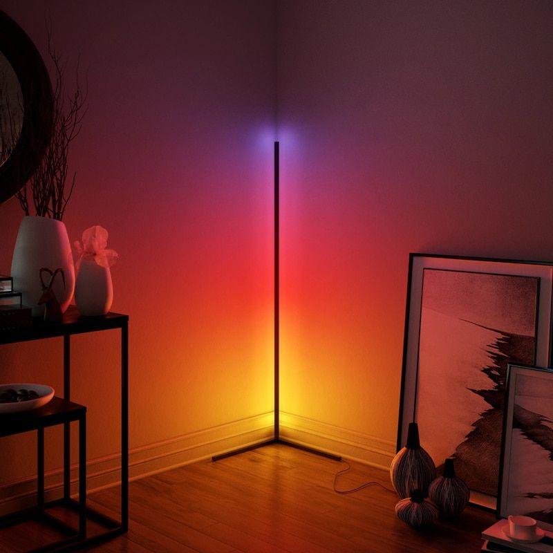 Dimmer floor lamp: floor lamps lighting effects