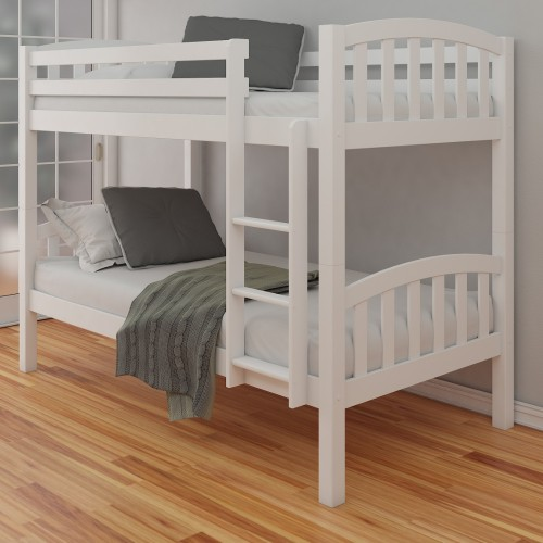 Durable timber bunk bed