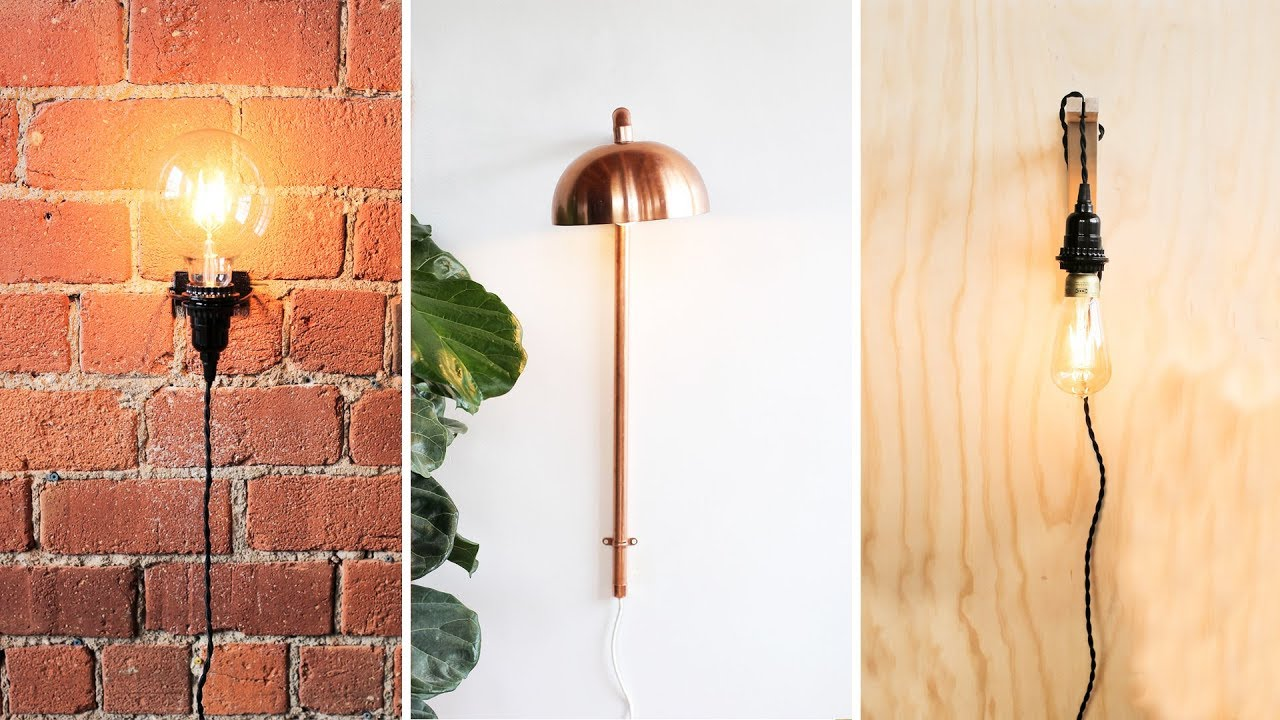Easy ways to use sconces