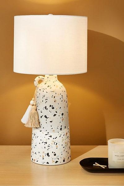Elegant ceramic lamps