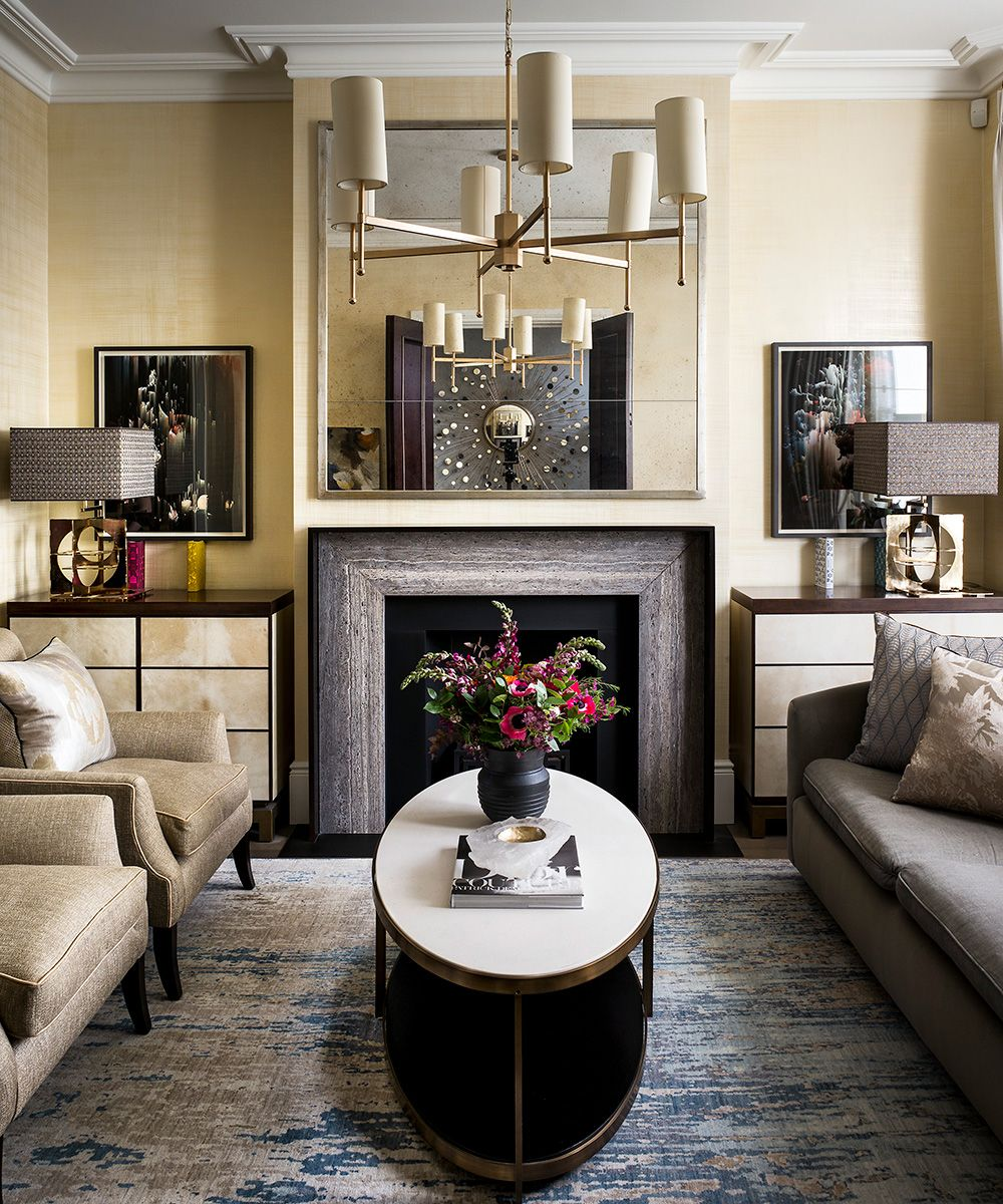 Enhancing the floor standing lamps decor in your living room