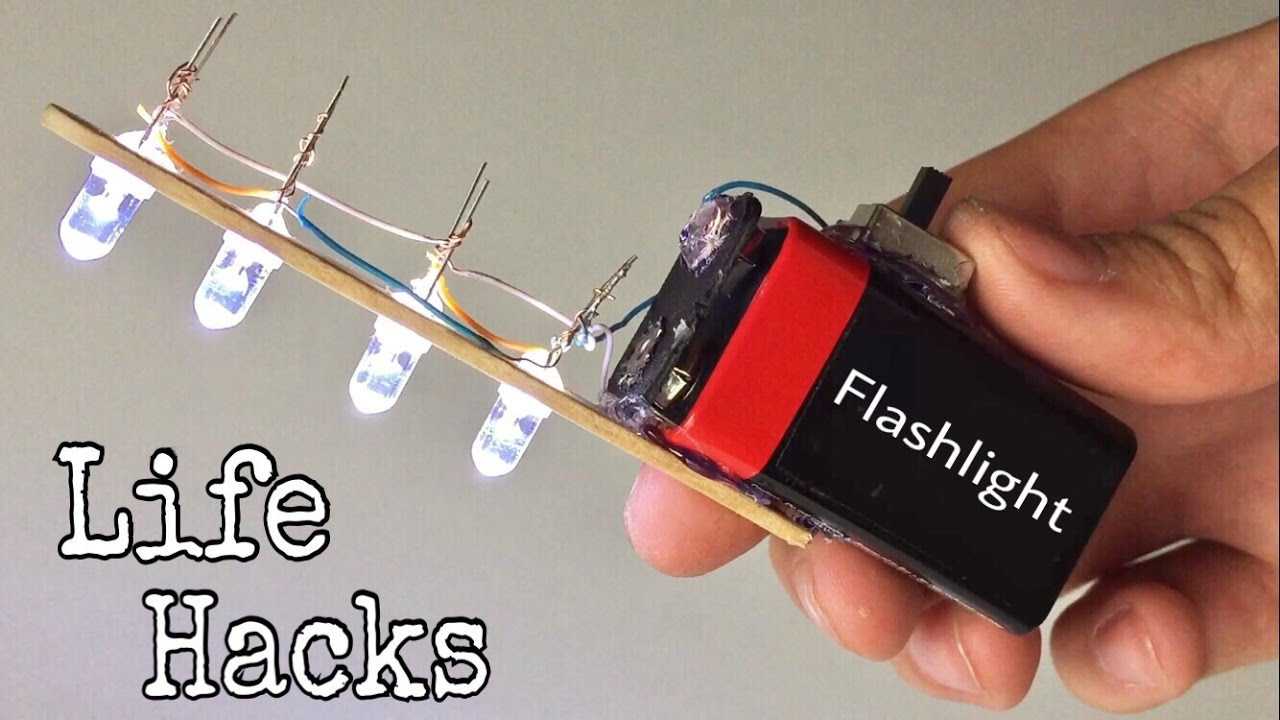 flashlight İdeas