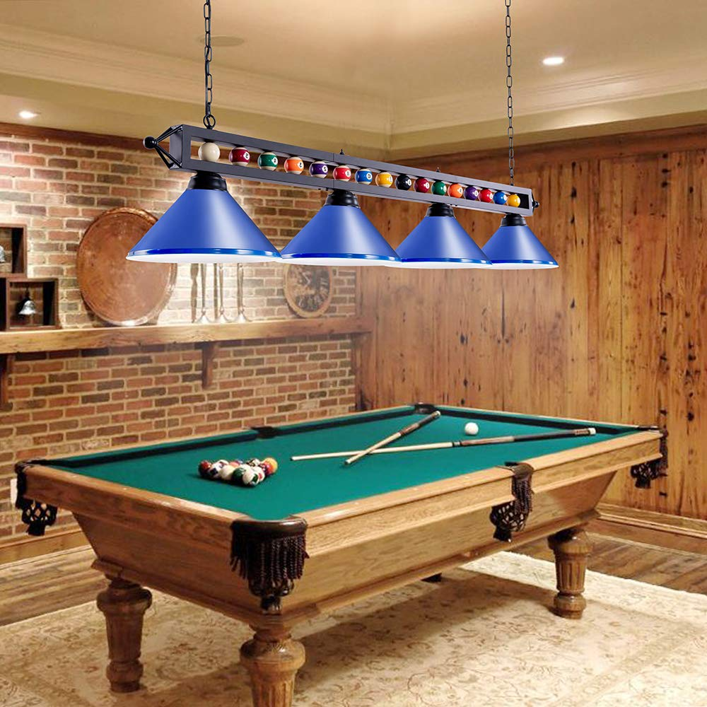 Get the right pool table light