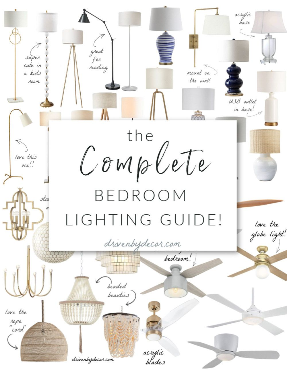 Guide to chandeliers in the bedroom