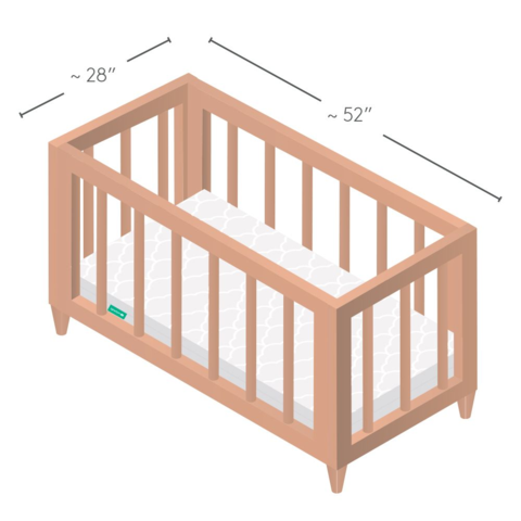 Guide to choose the perfect cot bed mattress