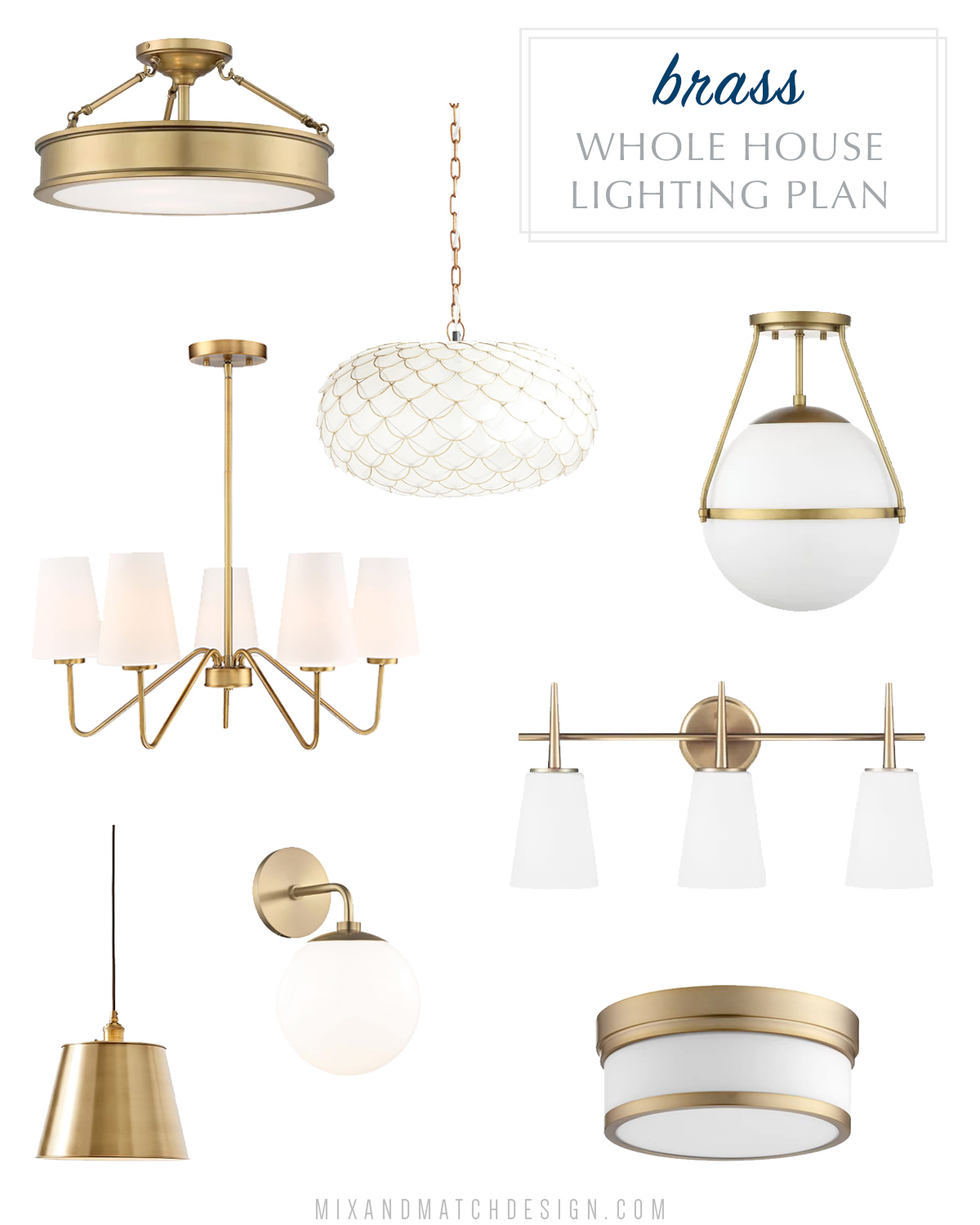 How to choose a lighting fixture for your home