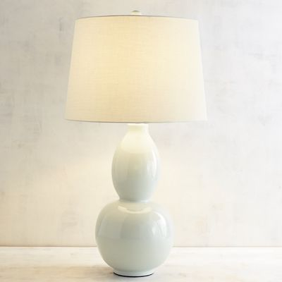 How to decorate touches base lamp