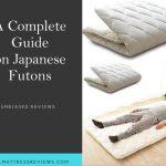 japanese futon buying guide