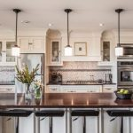 Kitchen island lamps for a beautiful