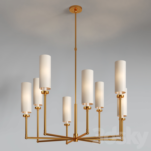 Large chandeliers models