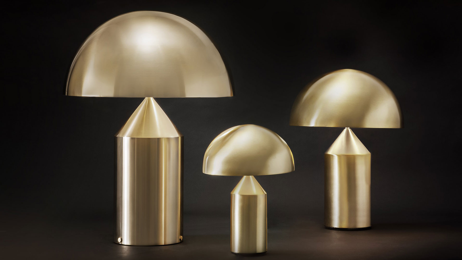 Large table lamps models