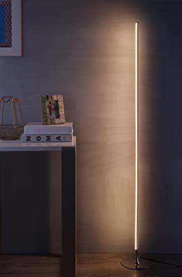 LED floor lamps