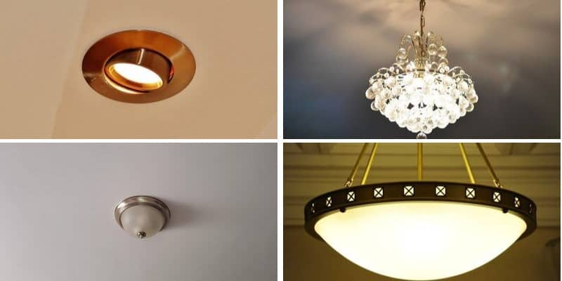 Light up the ypur home with ceiling fixtures